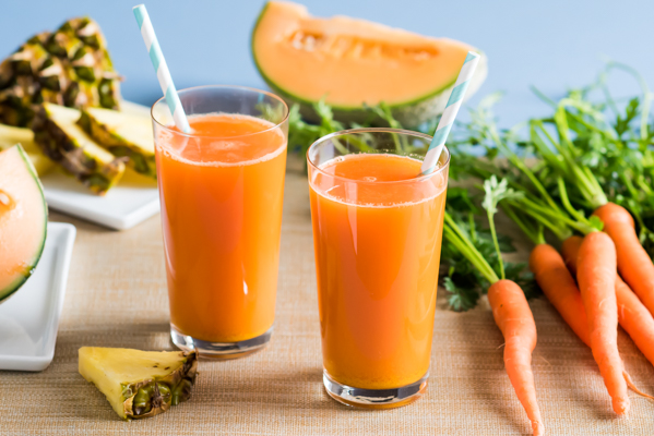 Tropical Carrot Juice Recipe