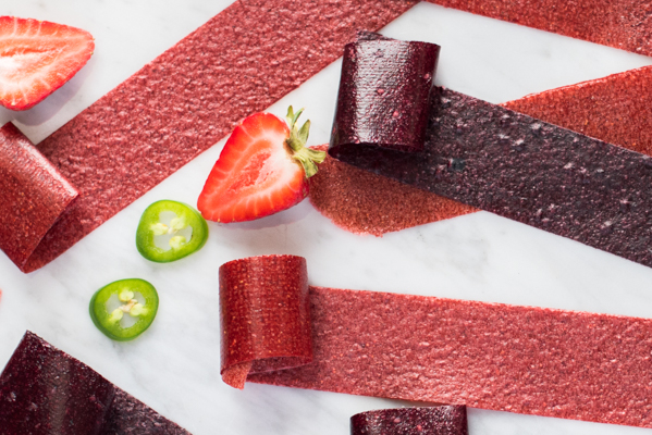 Homemade Fruit Leather Recipe