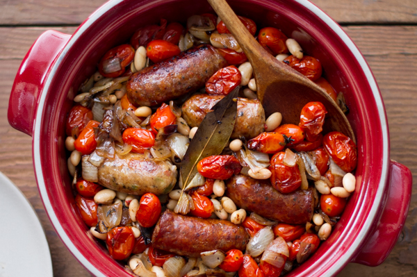 Tuesday Night Cassoulet Recipe