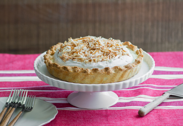 Fresh Coconut Pie Recipe