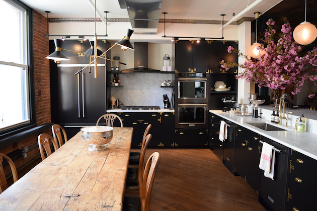 KitchenAid Transforms Designer Ken Fulk's Tribeca Loft into a Dream Space for Entertaining