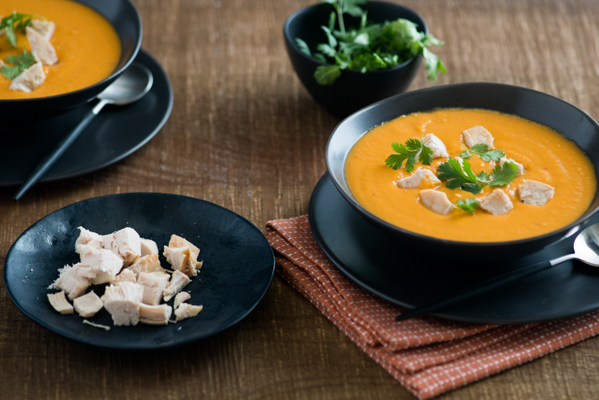 Spicy Thai Curry Soup Recipe