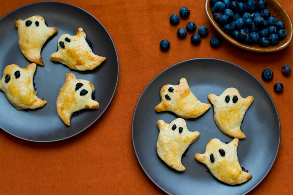 Blueberry Cream Cheese Hand Pies Recipe