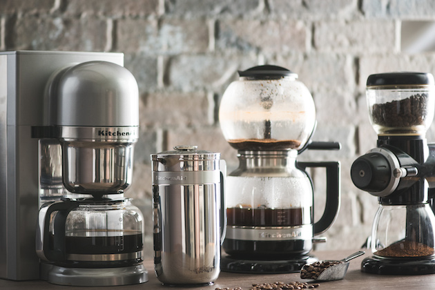 Making Craft Coffee at Home