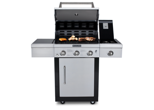 KitchenAid® 3 Burner Gas Grill | The Kitchenthusiast
