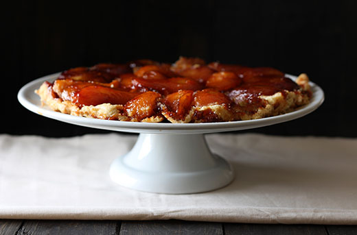 Apple Pear Tarte Tatin Recipe