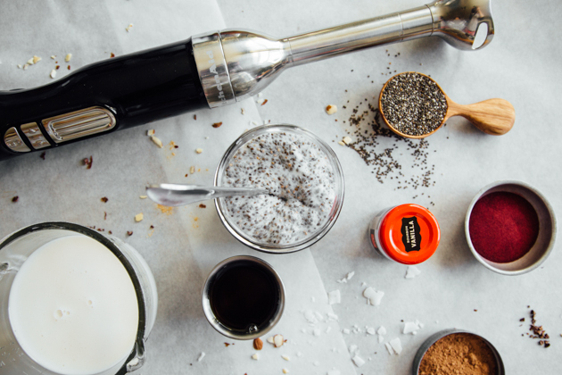 Healthy Hacks: Chia Pudding 3 Ways