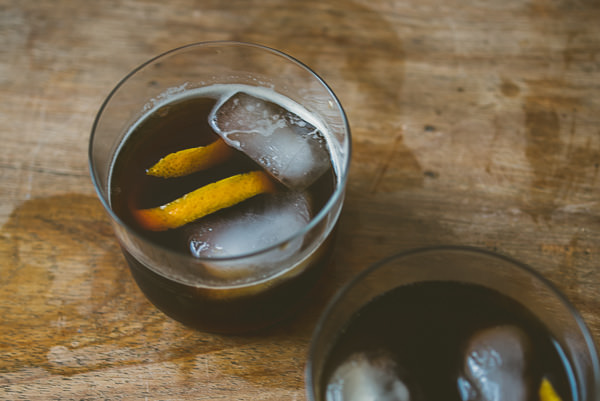 Cold Brew Old Fashioned Recipe