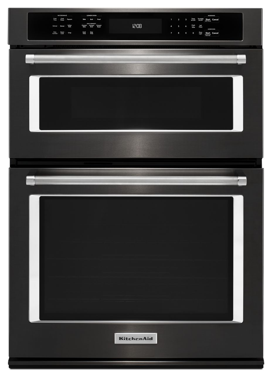 "KitchenAid® 30"" Combination Wall Oven with Even-Heat™ True Convection"
