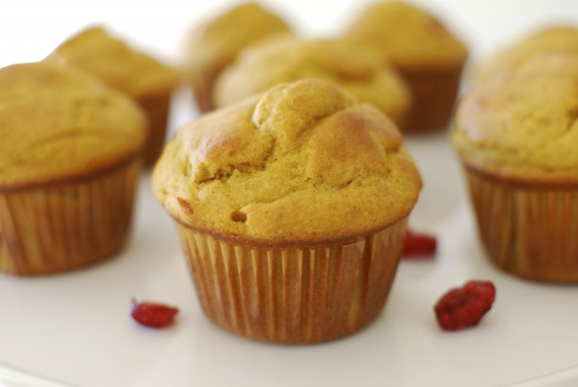 Brunch Pumpkin Muffins Recipe