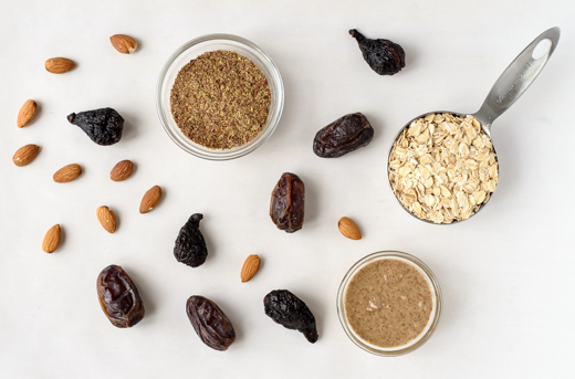 Fig and Almond Energy Bites