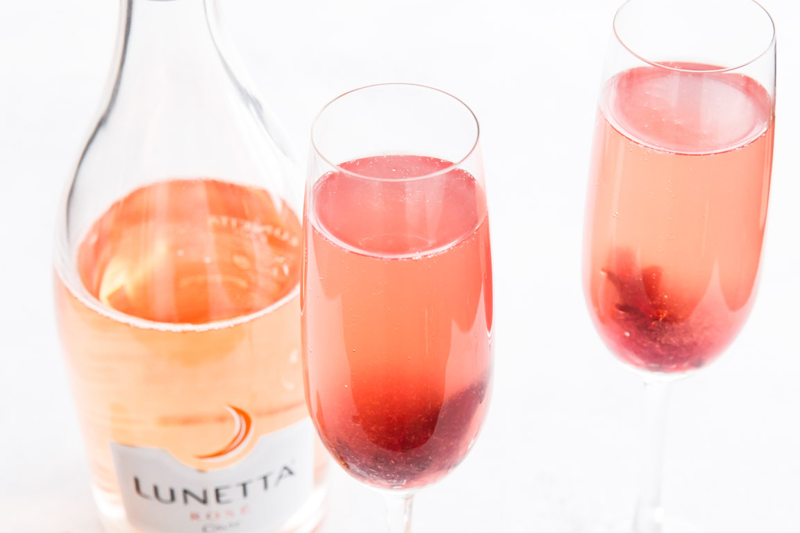 Sparkling Wine Cocktails The Kitchenthusiast