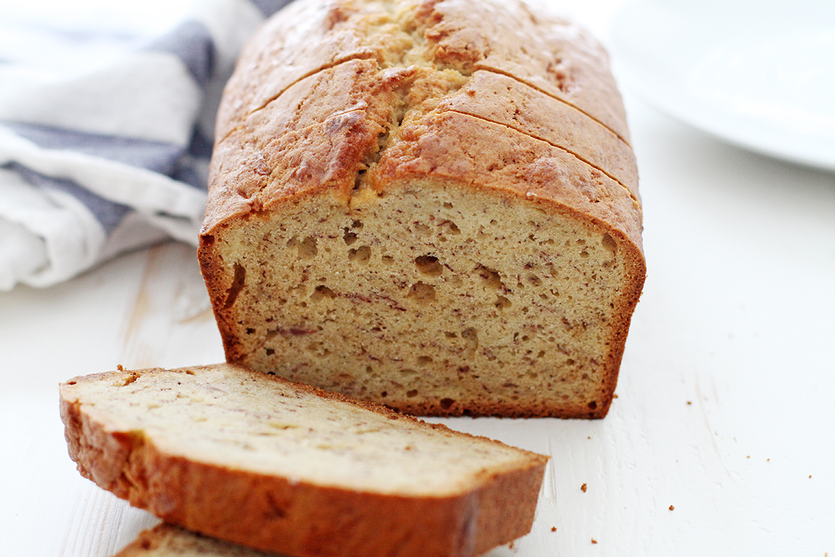 Banana Bread and Tips for the Best-Ever Quick Bread