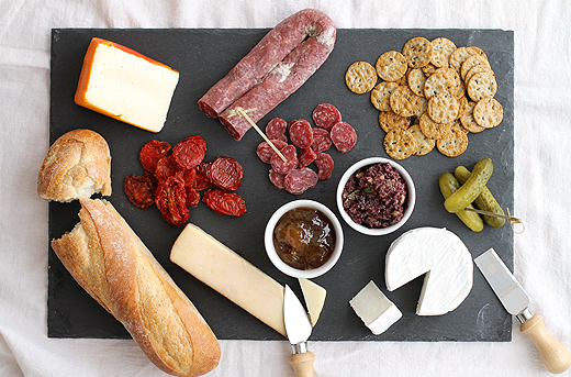The Art of the Cheese Plate & The Art of the Cheese Plate | The Kitchenthusiast