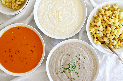 Make Your Own Pasta Bar