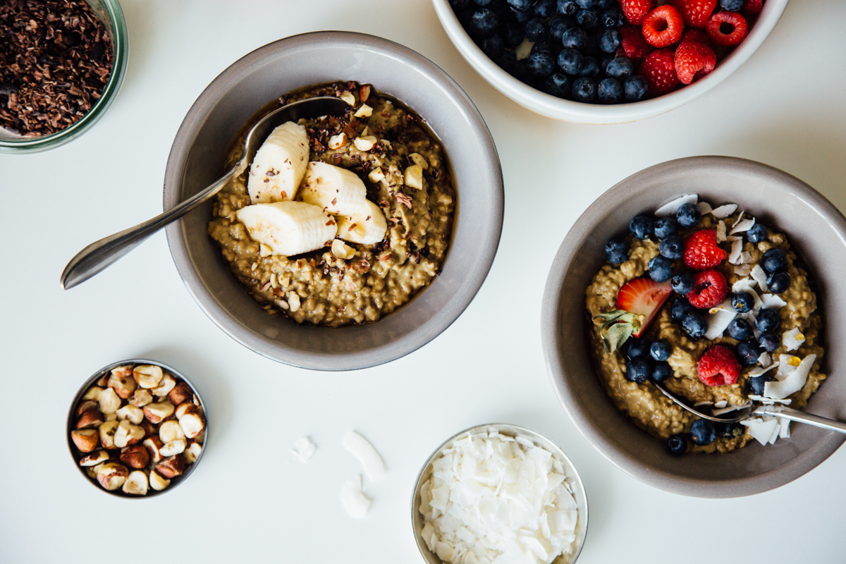 Hearty Protein Oats Recipe