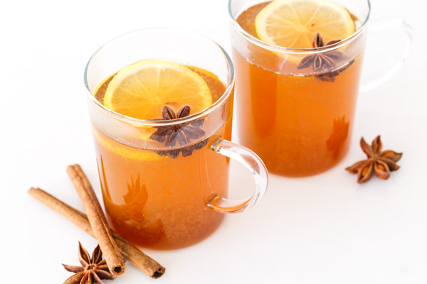 Spiced Chamomile Hot Toddy Recipe