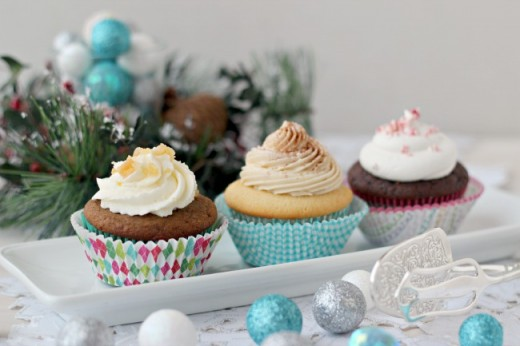 Holiday Cupcakes Recipes