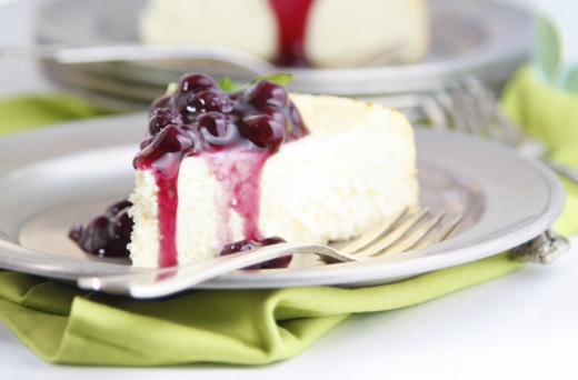 Steamed Ricotta Cheesecake Recipe