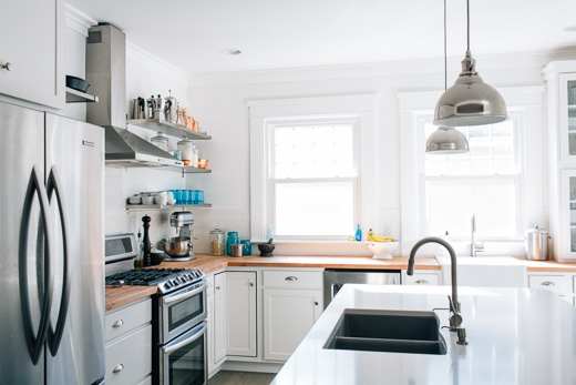 Kitchen Renovation: A Look Back