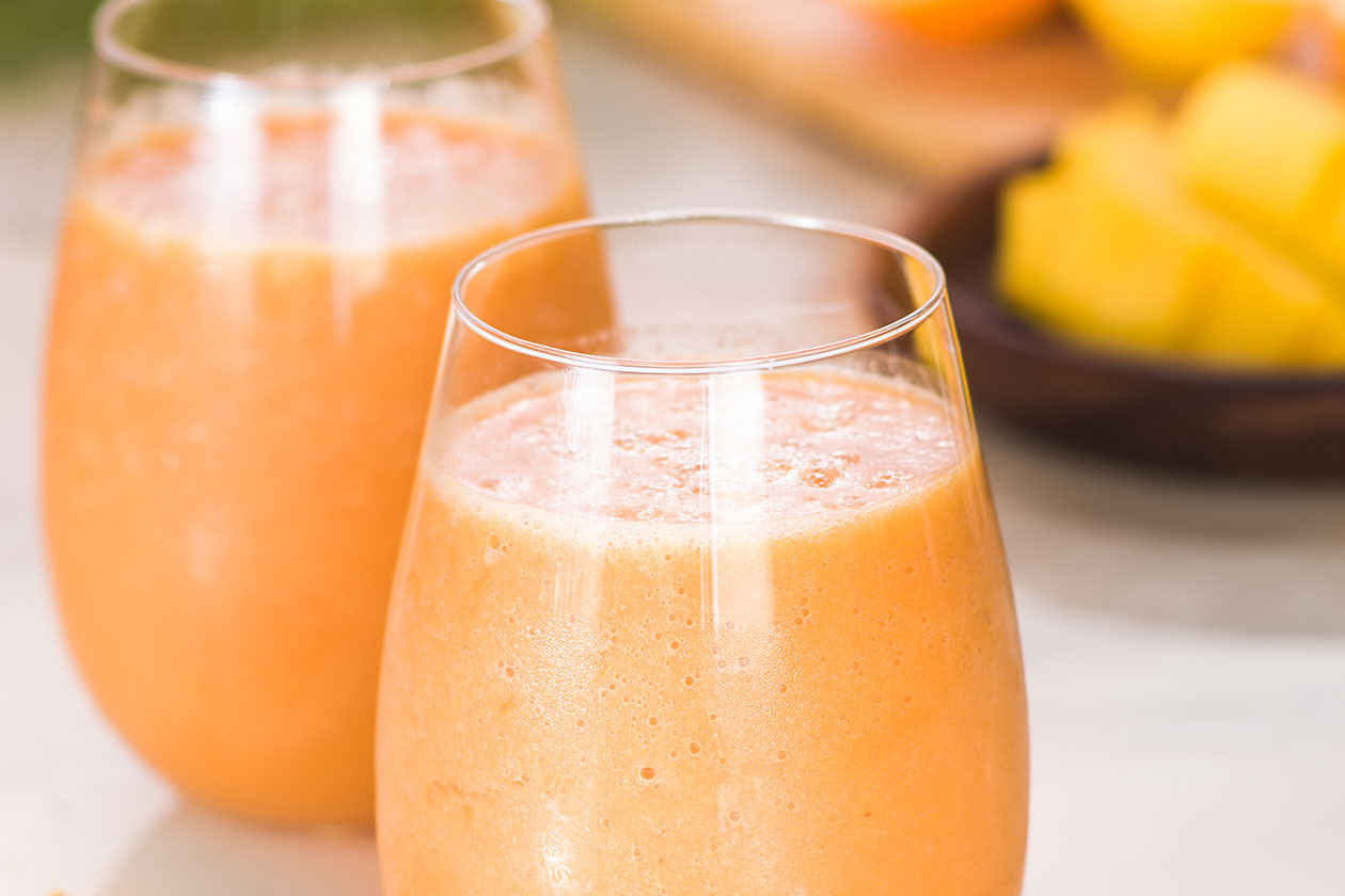 Citrus Surprise Smoothie