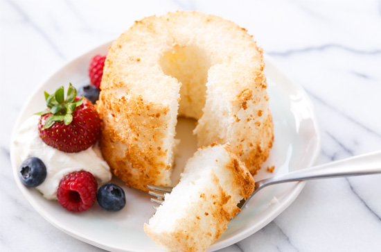 Substitute For Cream Of Tartar In Angel Food Cake
