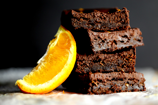 Chocolate Orange Brownies