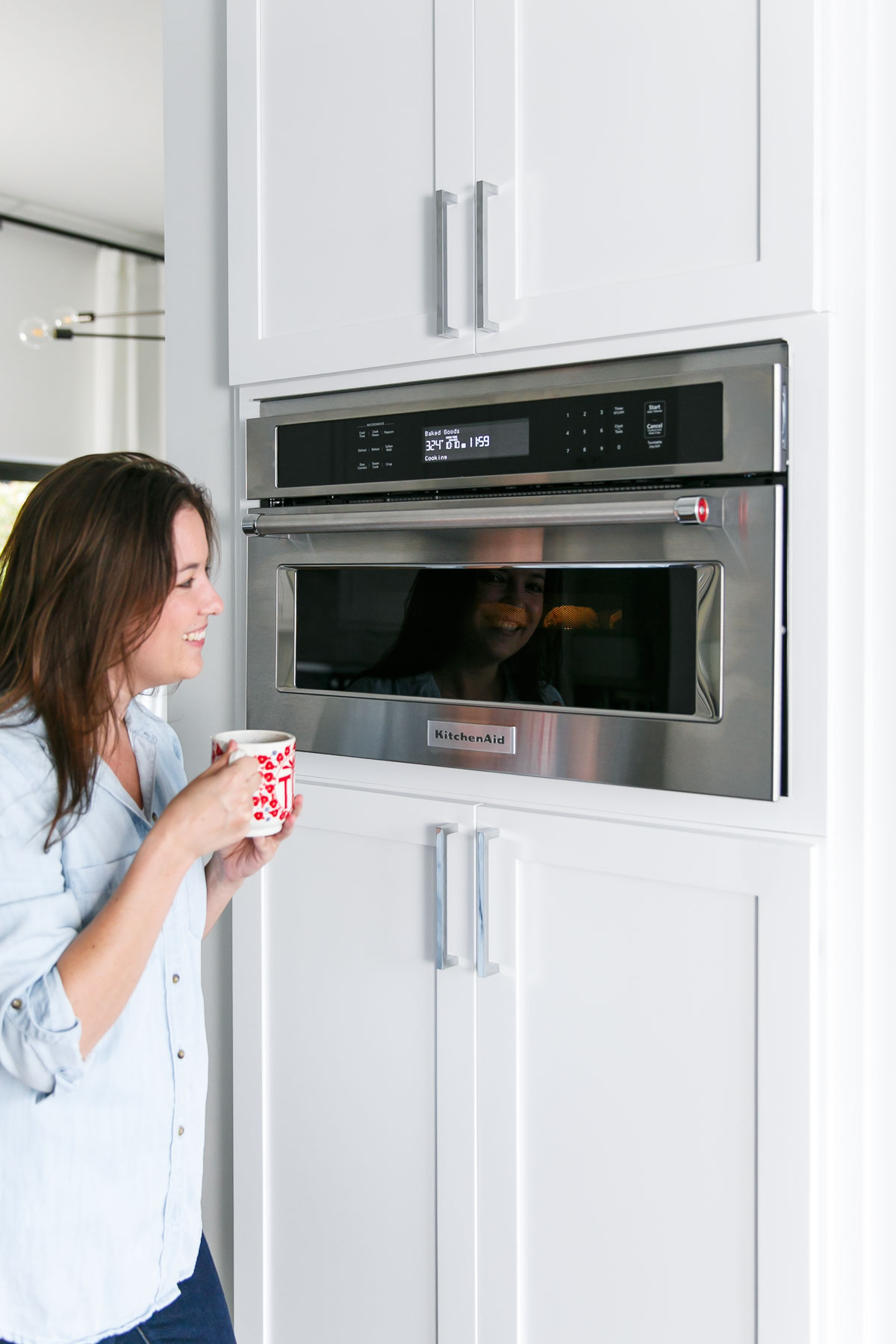 Kitchenaid Microwave Features