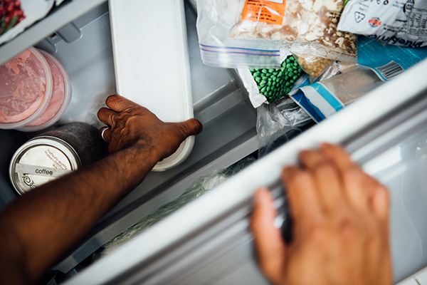 Freezer Entertaining Tips