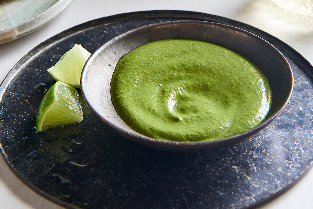 Mint Cilantro Chutney Recipe