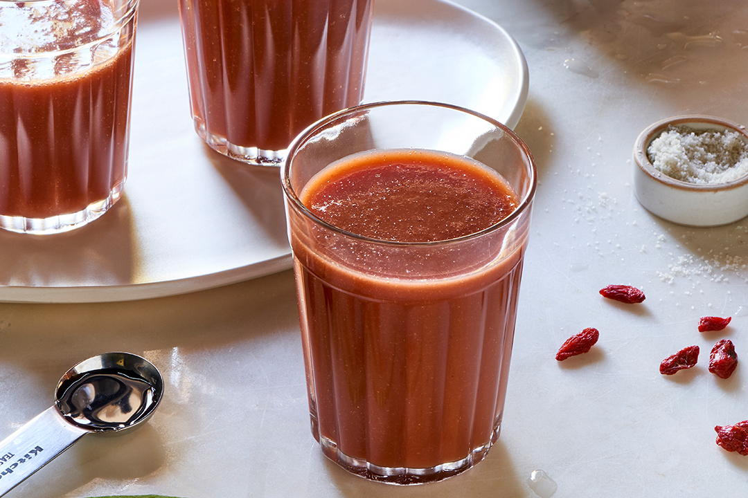 Righteous Reds Juice Recipe