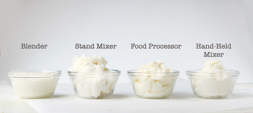 Can You Use A Food Processor For Cake Making