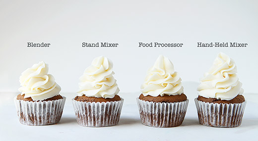 Buttercream Frosting Comparison
