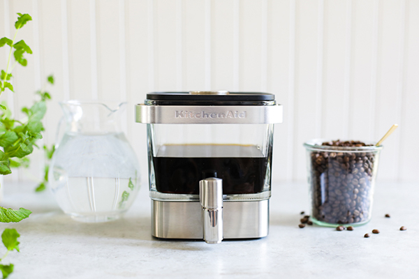 Cold Brew Coffee Press Coffee Drinker