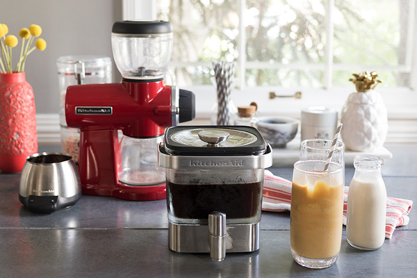 Cold Brew Coffee French Press Coffee Drinker