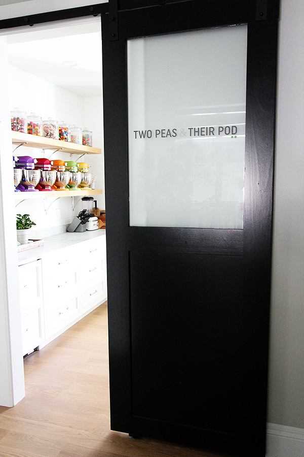A Look Inside the Pantry