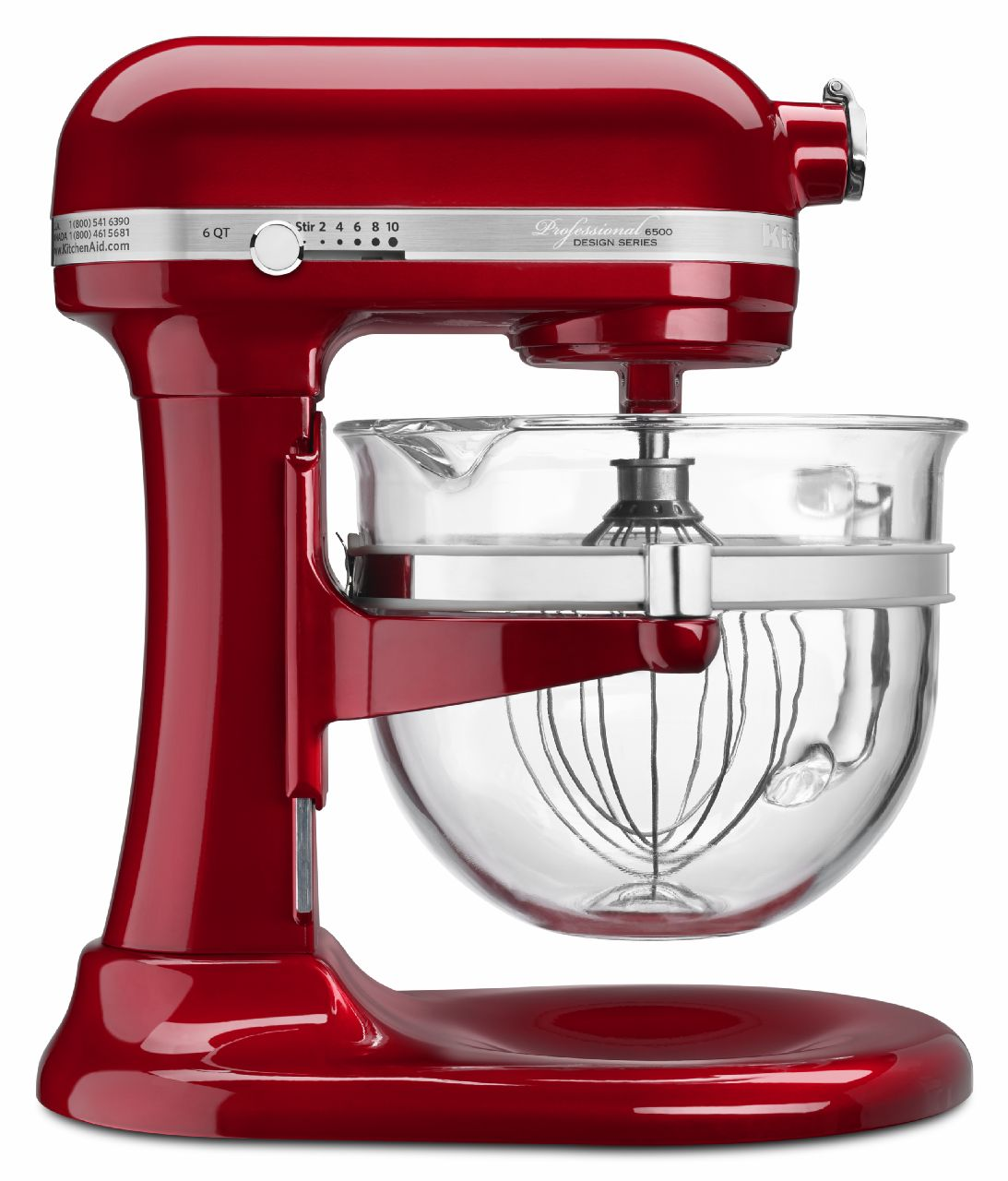 KitchenAid® Professional 6500 Design™ Series Stand Mixer
