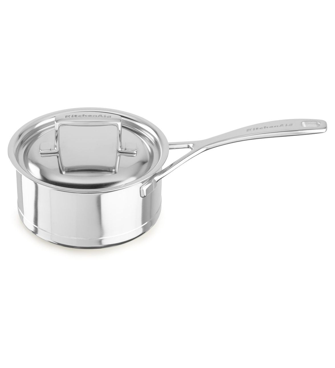 KitchenAid® Professional Seven-Ply 1.5-Quart Saucepan