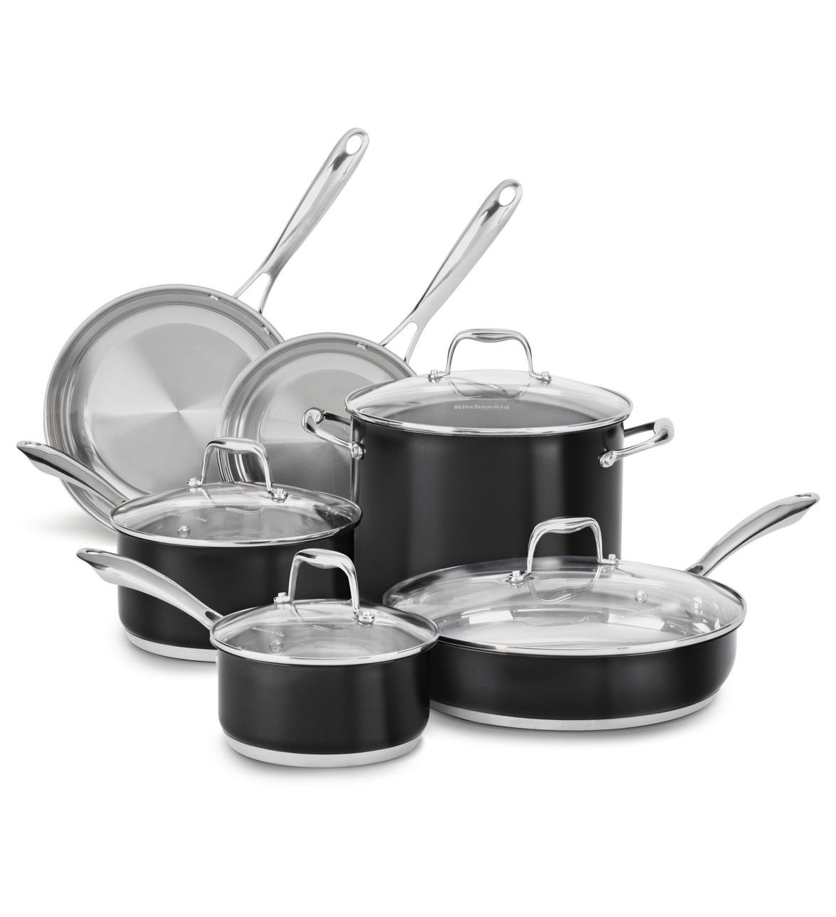 KitchenAid® Stainless Steel 10-Piece Set