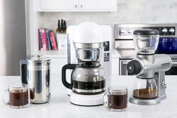KitchenAid® Celebrates National Coffee Day