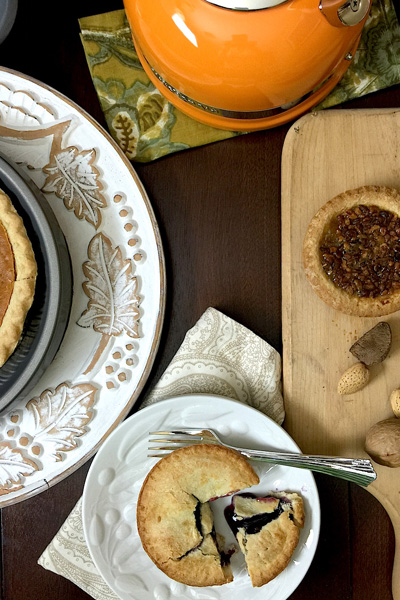 Host an Autumn Pie Party
