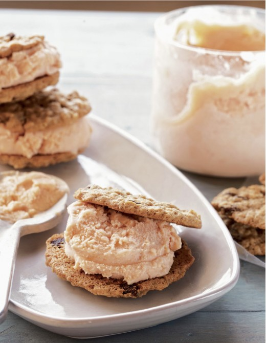Jennie Schacht Ice Cream Sandwiches