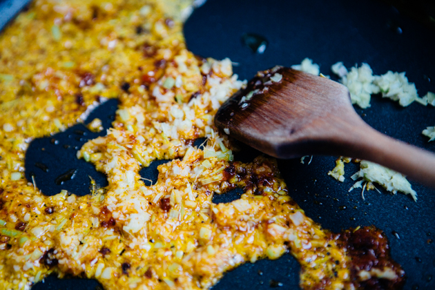 how to make red curry paste from curry powder