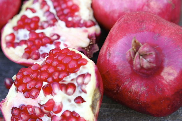 In Season: Pomegranate