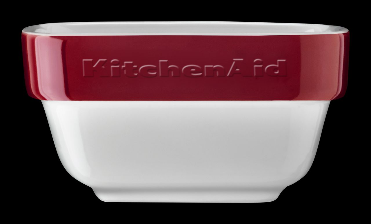 KitchenAid® Ceramic 4-Piece Stacking Ramekin Bakeware Set