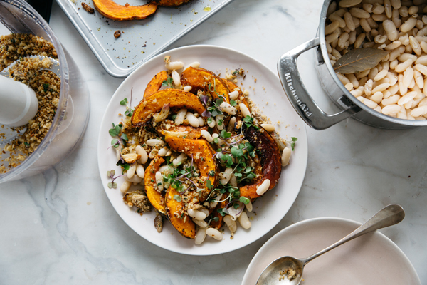 Winter Squash Salad Recipe