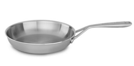 "Tri-Ply Stainless Steel 10"" Skillet"