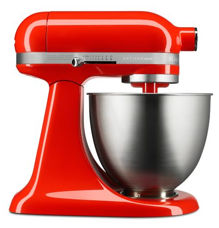 Artisan® Mini 3.5-Quart Tilt-Head Stand Mixer