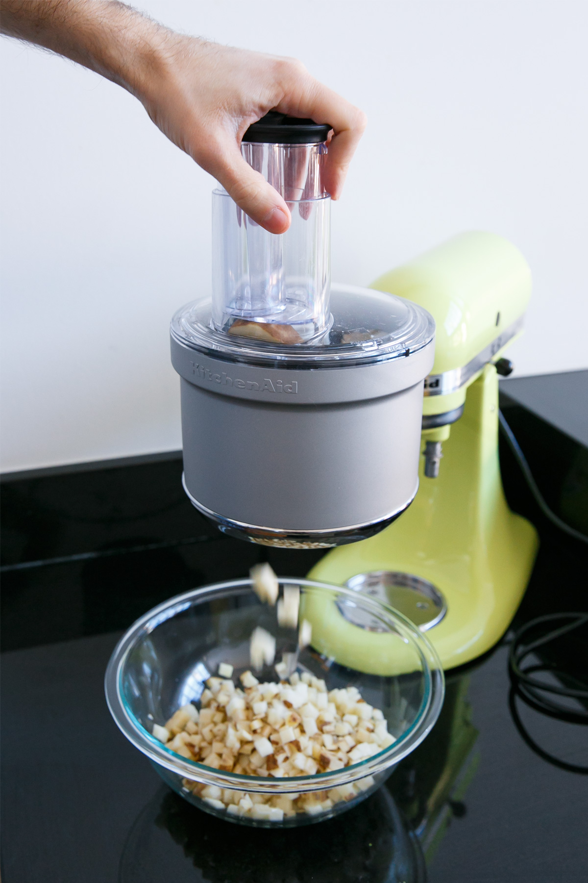 Shredding Cabbage With Kitchenaid Food Processor