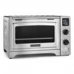 "KitchenAid® 12"" Convection Bake Digital Countertop Oven"